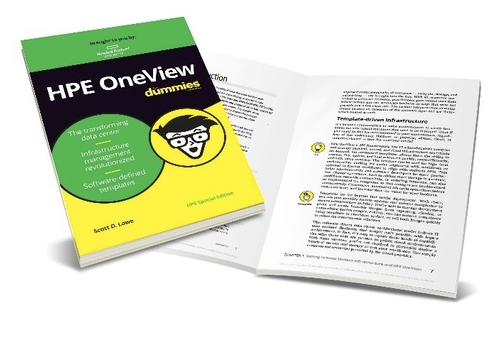 hpe oneview for dummies