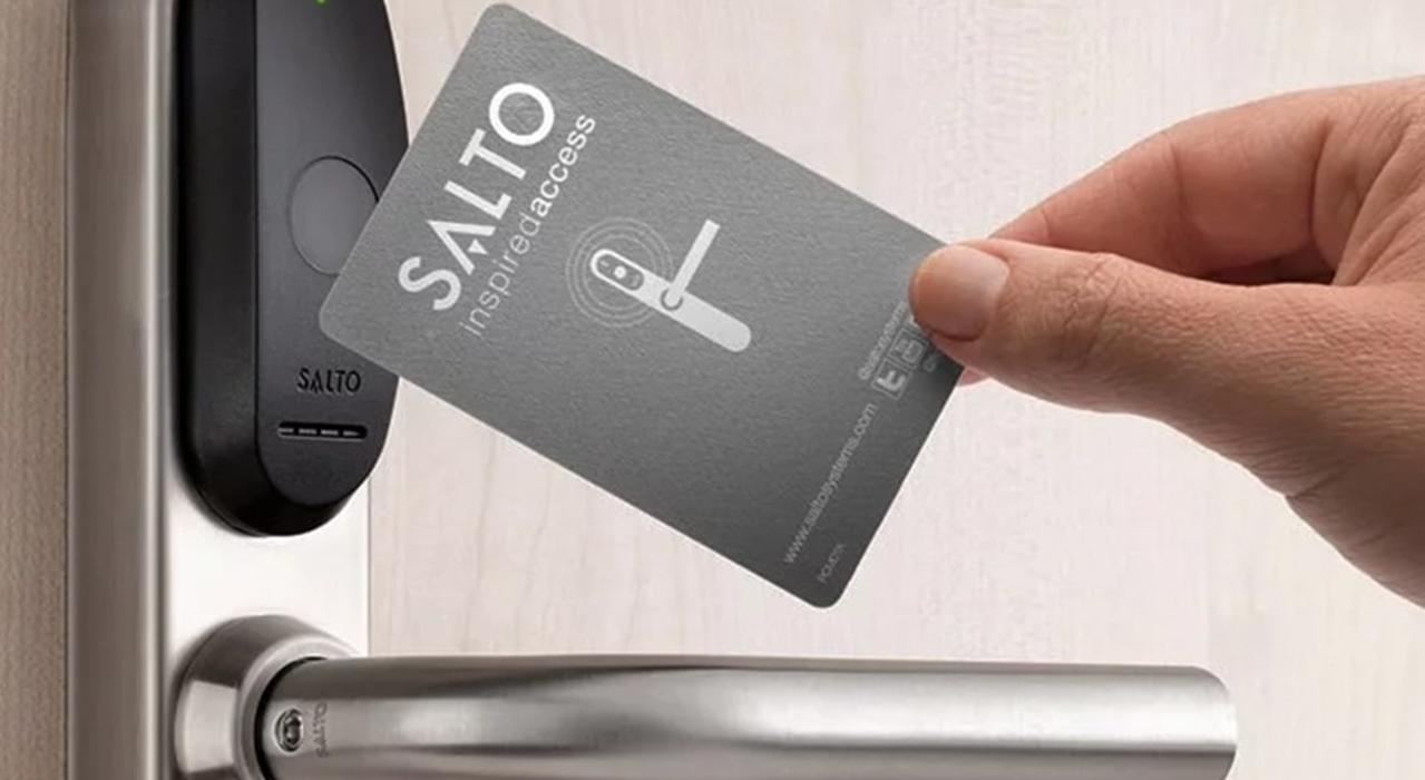 salto-keycard