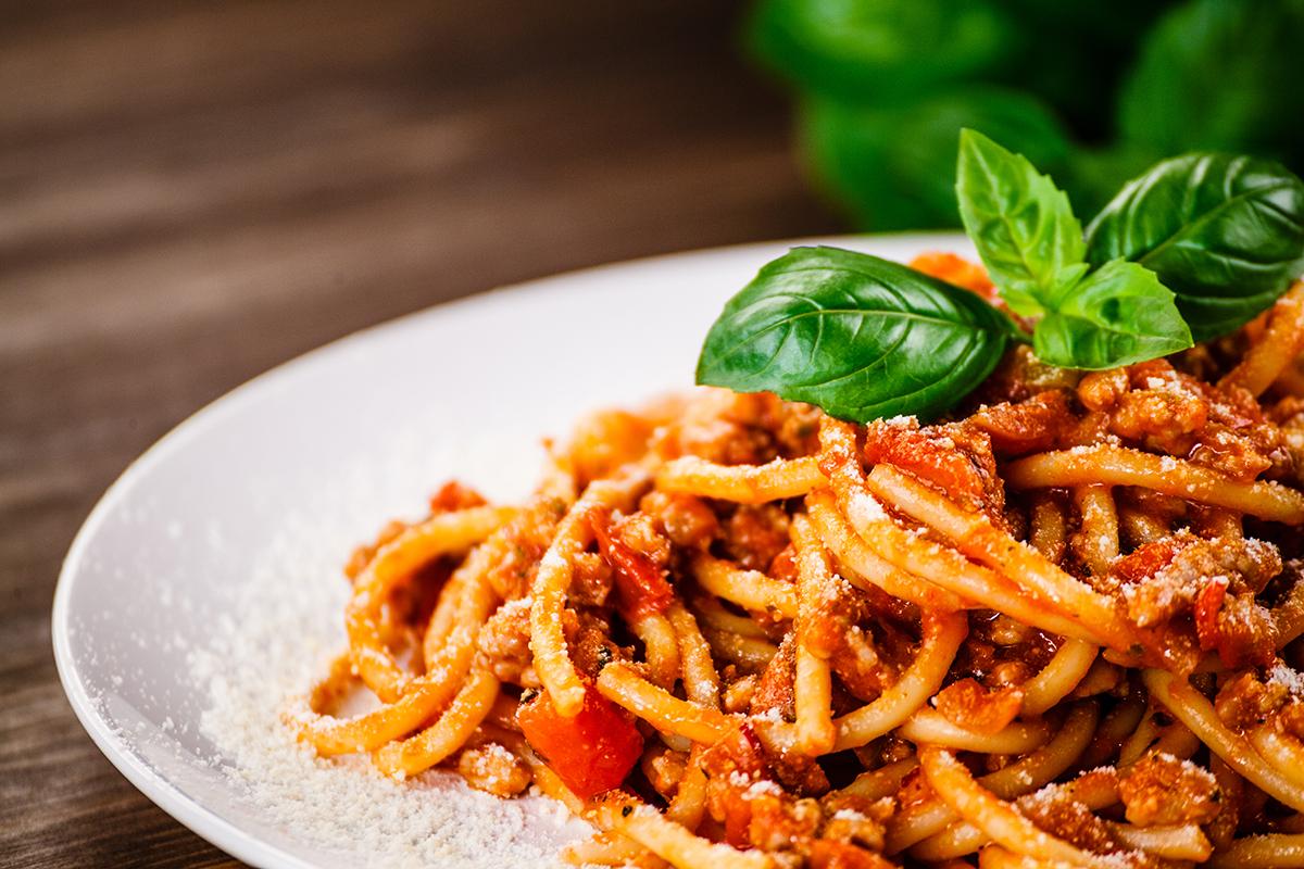 bolognese pasta