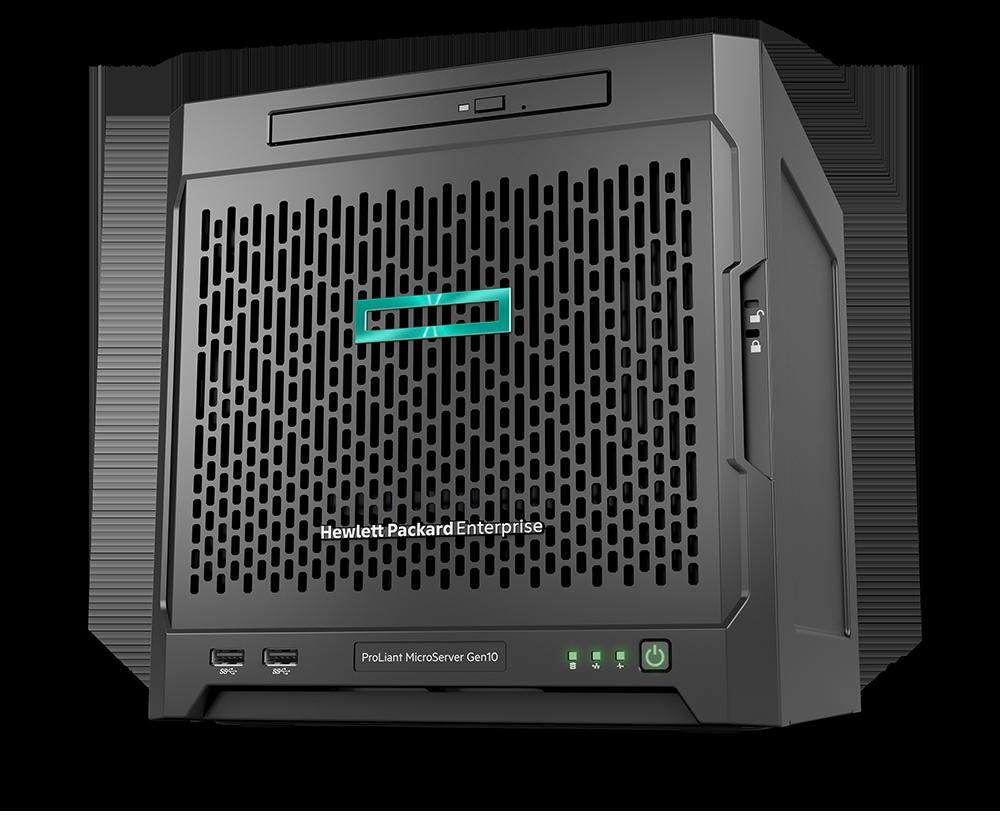 hpe gen10 microserver