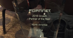 Fortinet North America Growth Partner of the Year